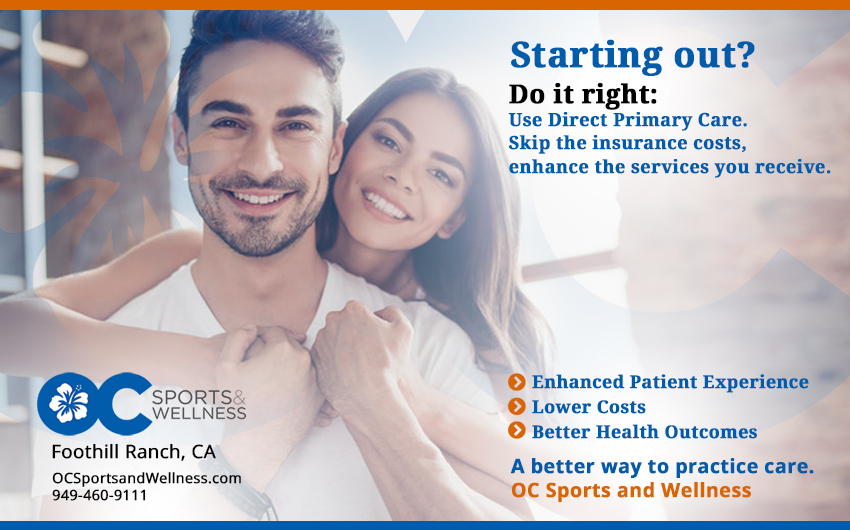 Direct Primary Care Program by OC Sports and Wellness